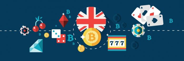 Bitcoin casino games in the UK